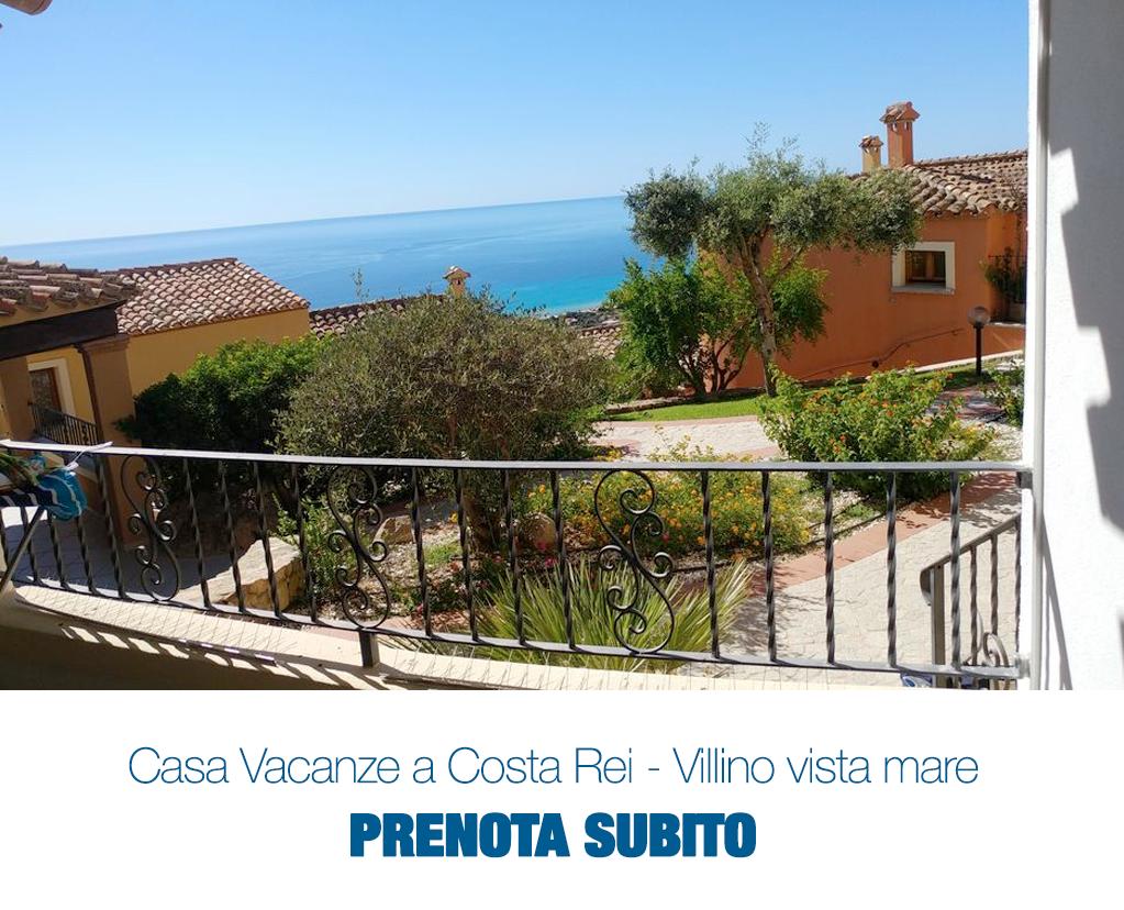 Casa vacanze Costa Rei - Villino con vista mare