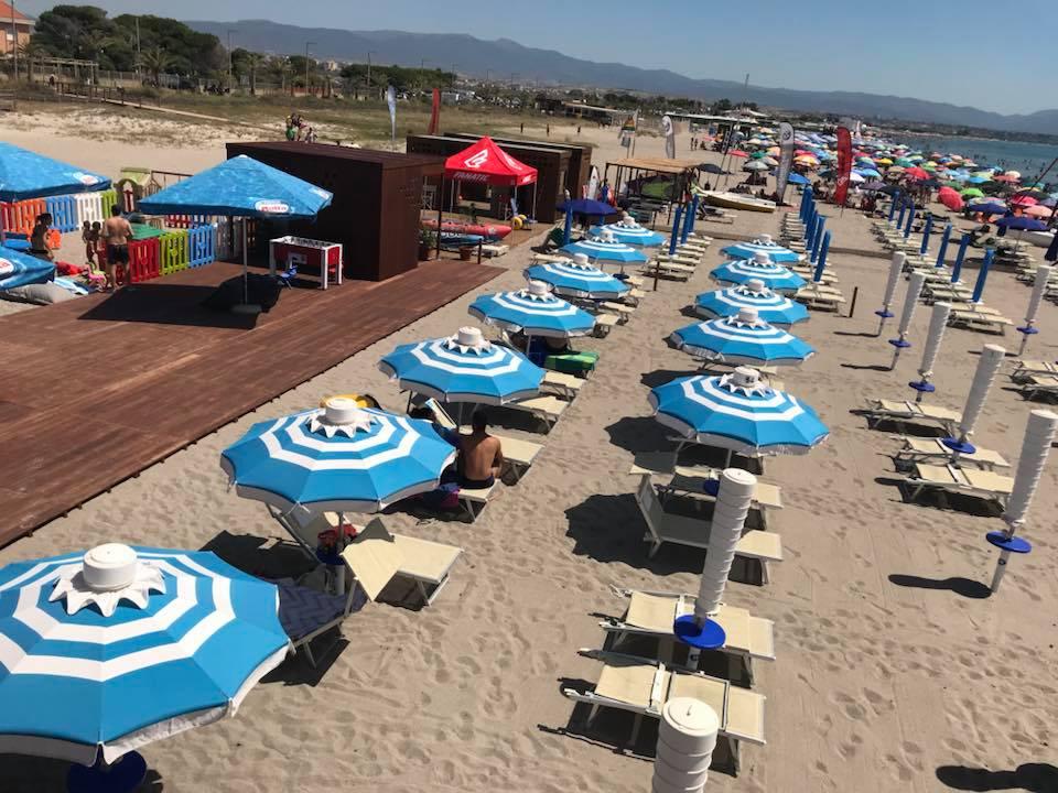 Stabilimento Balneare Family Beach - Poetto - Cagliari